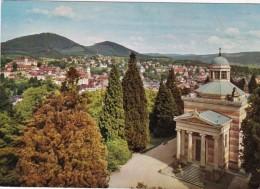 Germany Baden-Baden mit Stourdza Kapelle