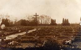FK Wilhelmshaven, Marinefriedhof, Schiffspoststempel! - Wilhelmshaven