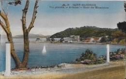 **Belle Cpa Neutre  ** Ed. Cap N°16 - Saint-Mandrier-sur-Mer