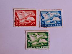 PORTUGAL  1954  LOT# 31 - 1910-... Republik