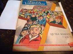 ÂMES VAILLANTES Magazines-et-periodiques-autre-magazines/ames-vaillantes 1961 - Magazines Et Périodiques