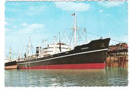"Antwerpen - Harbour - Ship "" Tournai "" - Dampfer - Schiff - Dampfer"