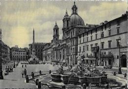 Rome-  ** Carte NEUVE Dentelée Et Vernie **  Edition Césare Capello - Places & Squares