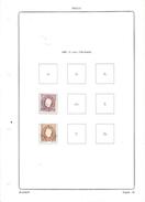 Angola 1886 Re Louis  I° . N.02 Valori Usati   Scott.18+22+ See Scan - Angola