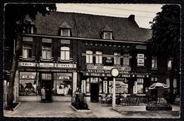 LE BIZET (Belgique) CAFE AU LION DES FLANDRES - COMINES - PLOEGSTEERT - Magasin Tabac - Komen-Waasten