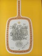 4133 - Diane- Rose 1994  Oeil-de-Perdrix Pinot Noir Du Valais Suisse - Etiquettes