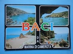 Baci Da Marina Di Camerota - Camerota - Salerno - Vedutine - Mare, Spiagge - Salerno