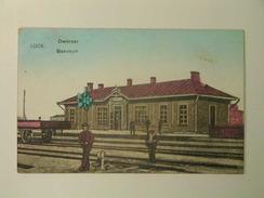 UKR 272 Luck Bahnhoff Dworzec 1910 - Ucraina