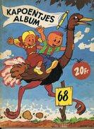 Kapoentjes Album 68 (1ste Druk)  1965 - De Kapoentjes