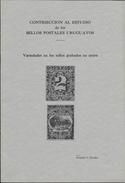 VARIEDADES EN LOS SELLOS GRABADOS EN ACERO - RICARDO D. ELICABE - CONTRIBUCION AL ESTUDIO DE LOS SELLOS POSTALES URUGUAY - Temas