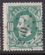 N° 30 LP. 270 NIEUPORT  Coba +3 - 1869-1883 Léopold II