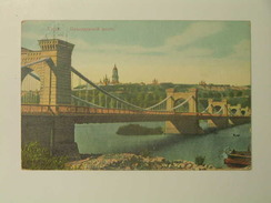 UKR 288 Kiew Pont Nicolas Bridge 1910 - Ucraina