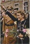 Militaria WW2 -  Hanna Reitsch, Célèbre Aviatrice Allemande - 1939-45