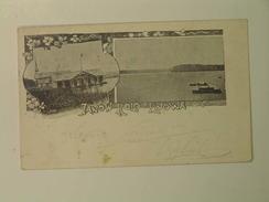 UKR 290 Lwow Lemberg Janow 1903 Ed B Horowitz - Ucraina