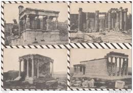Y274 GRECE Lot De 7 Cartes ATHENES 2 SCANS - Grèce