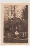 Paroisse De Vanclans -  La Grotte De N.D. De Lourdes - Le Calvaire Et La Statue De P. Humbert - France