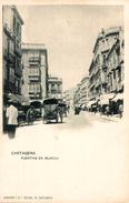 CARTAGENA. PUERTAS DE MURCIA. SABATER - Murcia