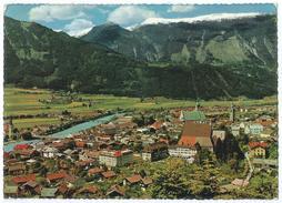259 - SCHWAZ (Autriche) In Tirol / Tyrol - Vue Générale Aérienne - CPSM -Scan Recto-verso - Schwaz