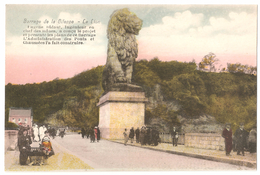 La Gileppe - Barrage De La Gileppe - Le Lion - Edit. Schyns, Béthane - état Neuf - Gileppe (Dam)