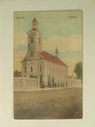 UKR 309 Chyrow Kosciol Church Khyriv 1916 Ed L Rosenschein No 8157 - Ucraina