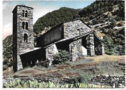 ANDORRE - CANILLO - Chapelle Romane - Andorre