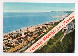 Pesaro - Camping Marinella - Viaggiata Nel 1973 - (FDC4511) - Pesaro
