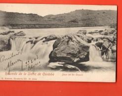 IBV-15  Recuerdo De La Sierra De Cordoba. Digue Del Rio Cosquin. Used In 1903 To France. - Argentine