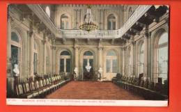 IBV-17  Buenos Aires Salon Del Palacio De Gobierno. Used In 1909 To France - Argentina
