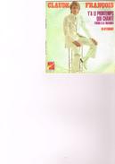 Claude François Y'a Le Printemps Qui Chante (Viens à La Maison) En Attendant  Disque Flèche Distribution Phonogram Paris - Vinyles