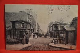Paris - La Porte De Vanves Et Perspective De La Rue De Vanves - Arrondissement: 14