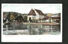 AK Küssnacht, Blick Zum Hotel Sonne - ZH Zurich