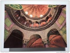 1960 YEARS TURKEY TURQUIE ISTANBUL ARCADE DECORATION OF THE SAINT SOPHIA POSTCARD - Turchia