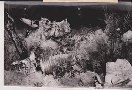 CRASH OF 6 JETS NORFOLK HAWKER HUNTER  1956   GRAN BRETAÑA .REINO UNIDO,INGLATERRA Press Fotos - Aviación
