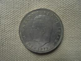 Ancienne Pièce De 25 Pesetas Espagne 1975 (*80) - Espagne