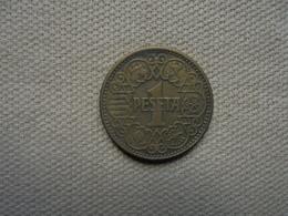 Ancienne Pièce De 1 Peseta Espagne 1944 - 5 Centimos