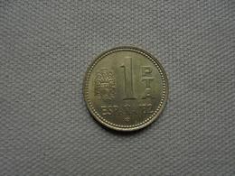 Ancienne Pièce De 1 Peseta Espagne 1982 - Espagne