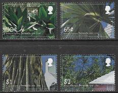 Bermuda SG815-818 1998 Centenary Of Botanical Gardens Set 4v Complete Unmounted Mint [34/28869/2D] - Bermudes