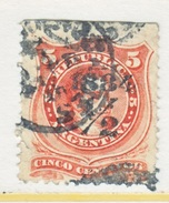 ARGENTINA  49   (o)  1884  Issue - Used Stamps