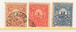 ARGENTINA  52-4   (o)  1884-5  Issue - Argentina