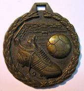 MEDAILLE FOOTBALL MAIRIE MALLEVAL - Voetbal
