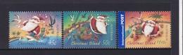 Christmas Island SG 616-617 2007 Christmas Set MNH - Christmas Island