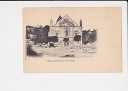 31 Melles église St Saint Hilaire - France