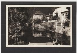 ZAK150 POSTKARTE JAHR 1931 RADSTADT STADTTURM  GEBAUCHT - Radstadt