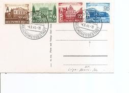 Allemagne ( Carte Commémorative De 1941 à Voir) - Storia Postale
