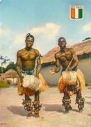 Danseurs Baoulé - Côte-d'Ivoire