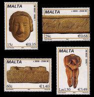 Malta 2007 Sets - Preh Sculptures - Malta