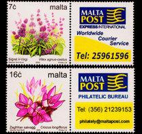 Malta 2005 Sets - Personalised Stamps - Malta