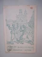 CARTOLINA MONDOVI' 26 SETT. 1937, ADUNATA ALPINA - Altri