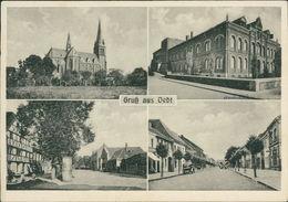 AK Grefrath Oedt, Mehrbildkarte, O 1952 (7584) - Sonstige