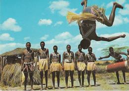 Kensta Tribes Series Kitui Dancers Ak109741 - Kenia